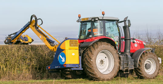 agricultural contractor