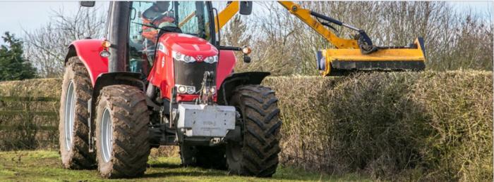 Hedge Cutting 2020